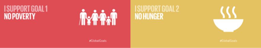 SDG 1 and SDG 2