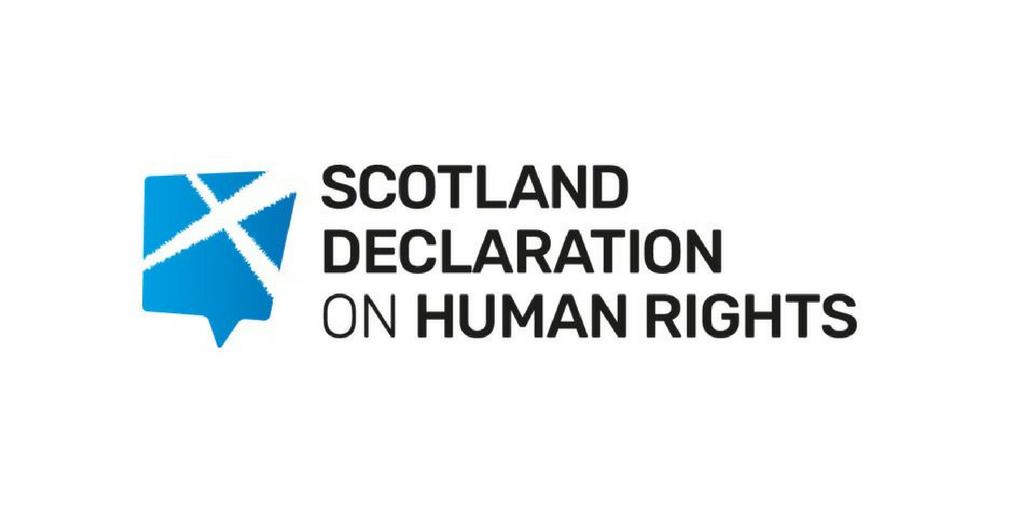 Scotland Declaration on Human Rights
