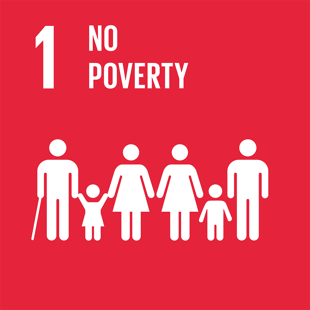 Image of Goal 1 - No Poverty