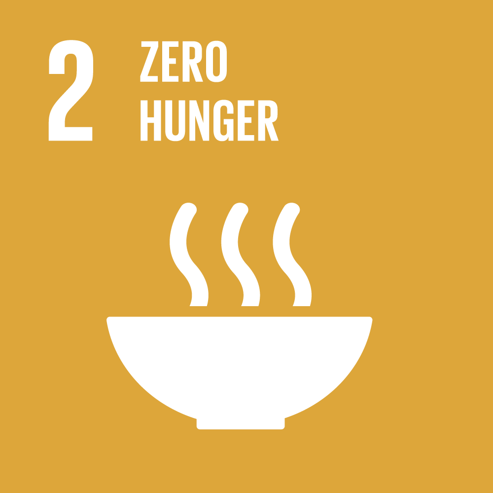 Image of Goal 2 - Zero Hunger