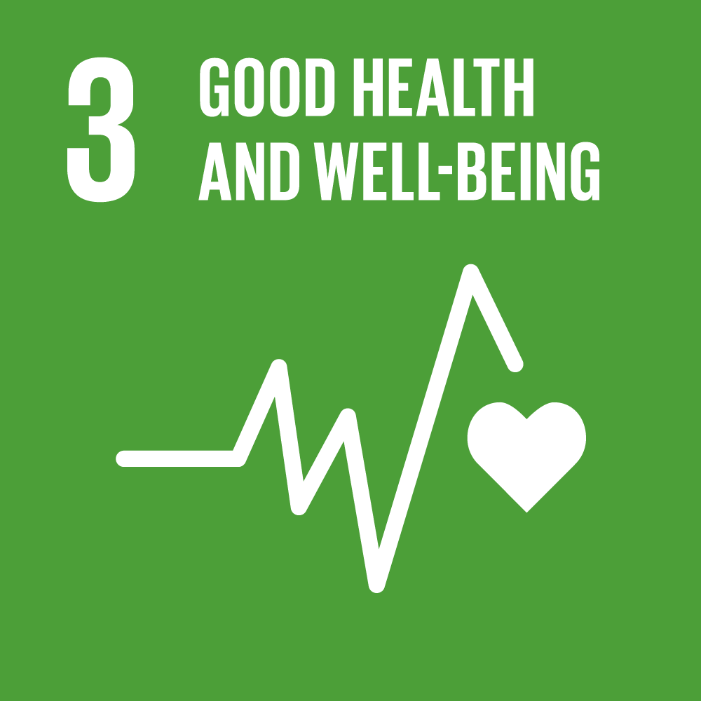 Goal 3 - Good Health and Wellbeing
