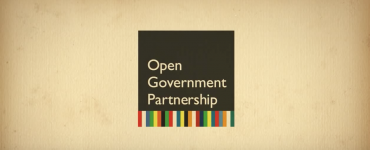 Open Government Partnership Logo