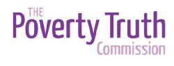 The Poverty Truth Commission logo