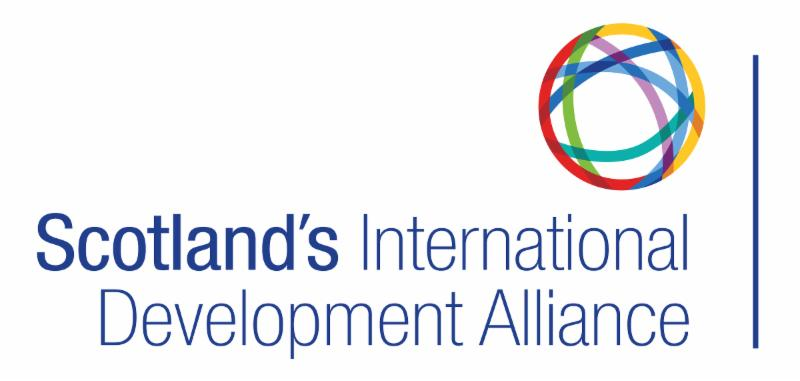 Scotland's International Development Alliance Logo