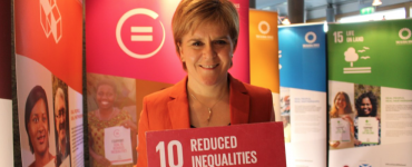 Image of First Minister, Nicola Sturgeon