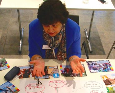 Image of SDG Training in action