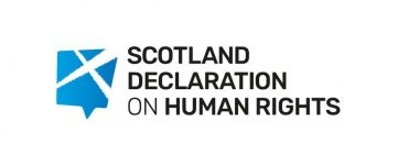 Scotland Human Rights Declaration Logo