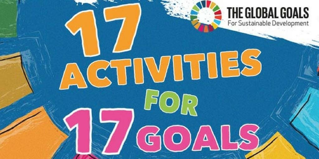 17 activities for 17 goals