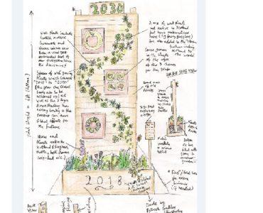 Pocket Garden Entry Example
