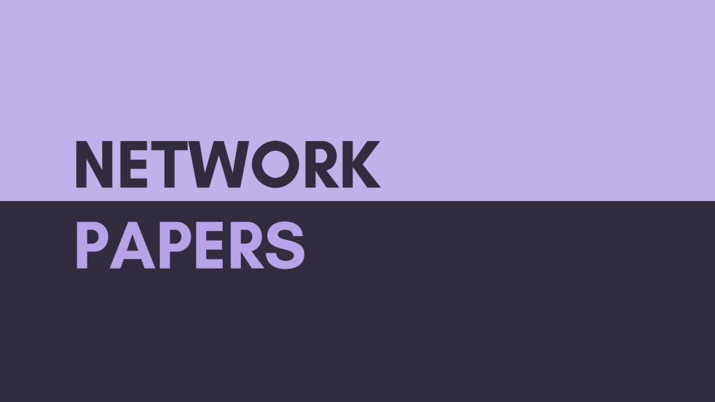 Network papers