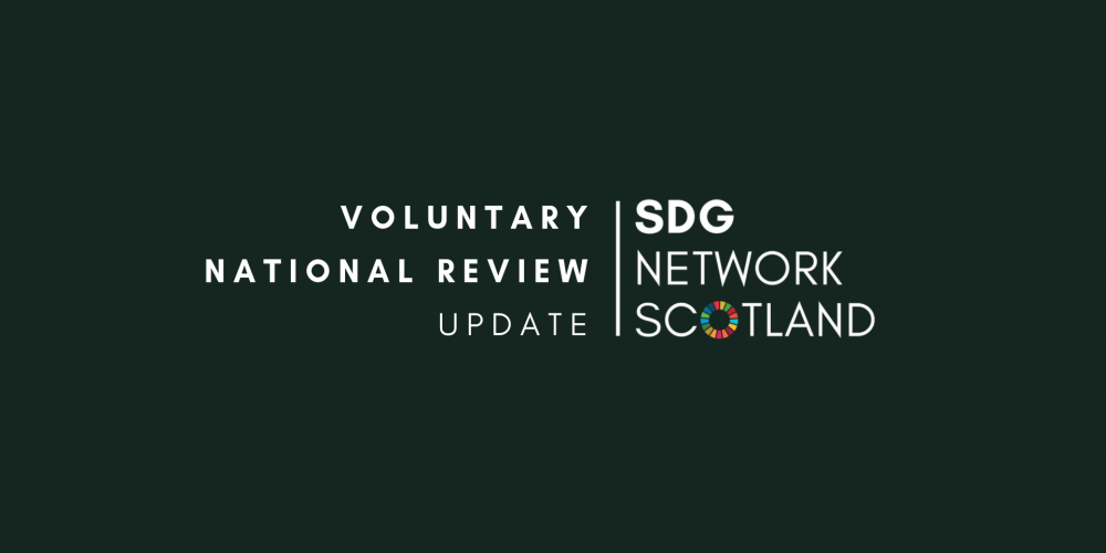 Voluntary National Review Update