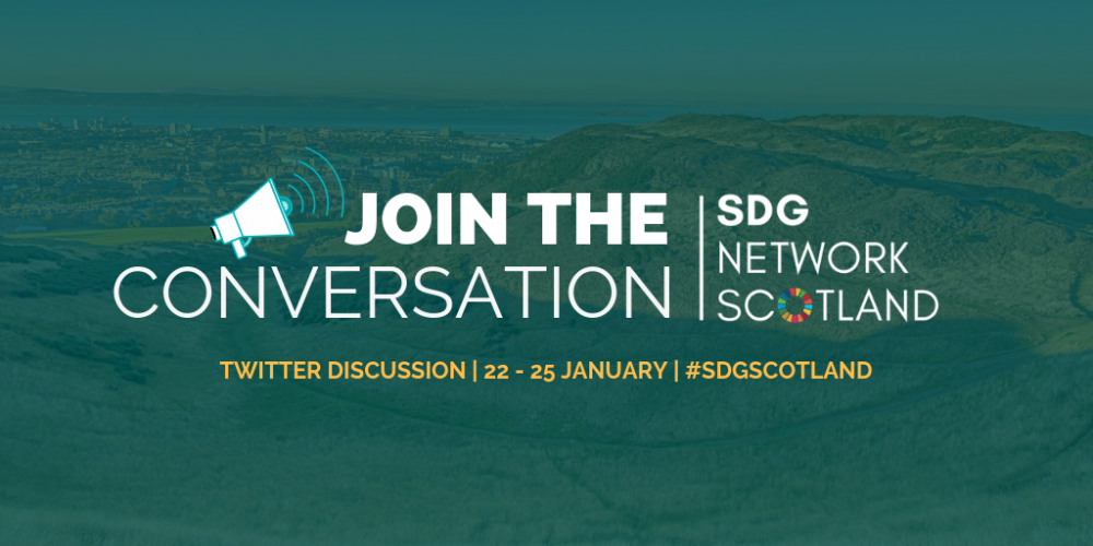 Join the conversation - SDG Scotland Network