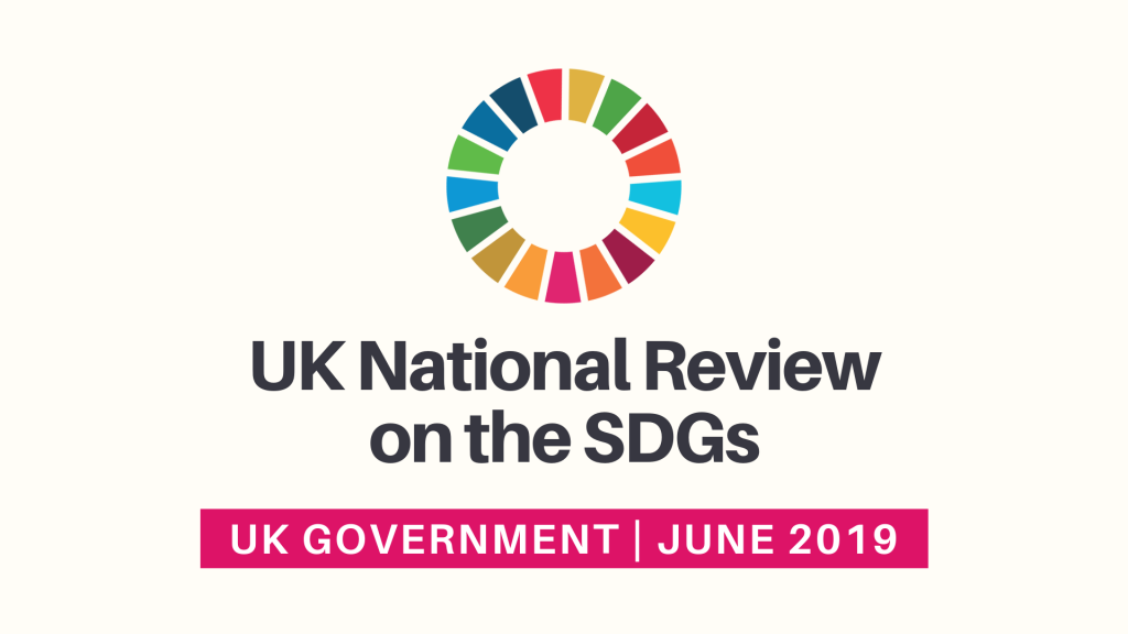 UK National Review on SDGs