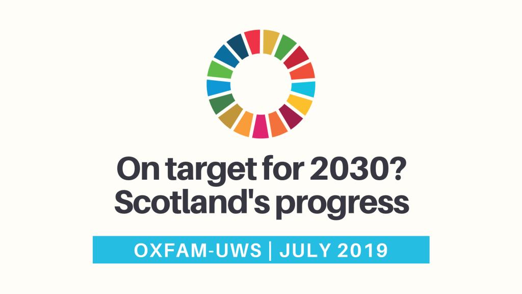 On target for 2030? Scotland's progress