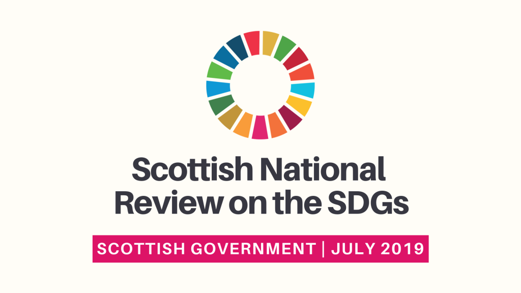 Scottish National Review on the SDGs