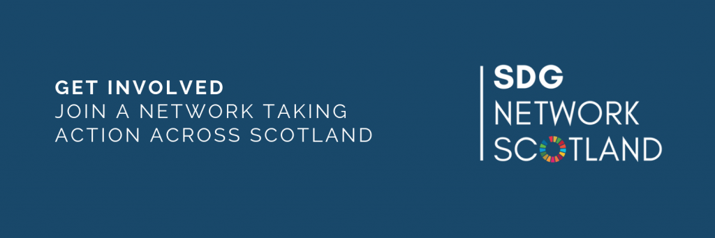 Get involved - join a network taking action across Scotland