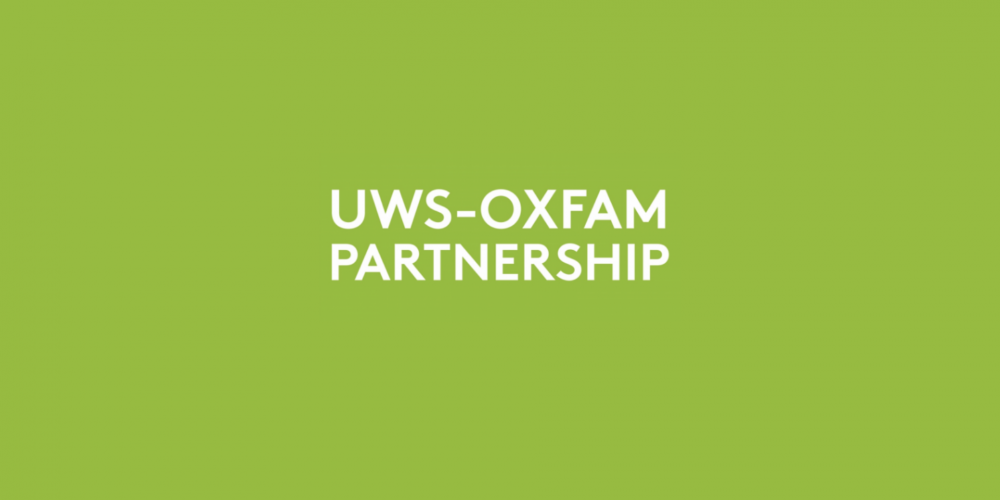 Oxfam-UWS Partnership