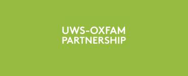Oxfam-UWS Partnership