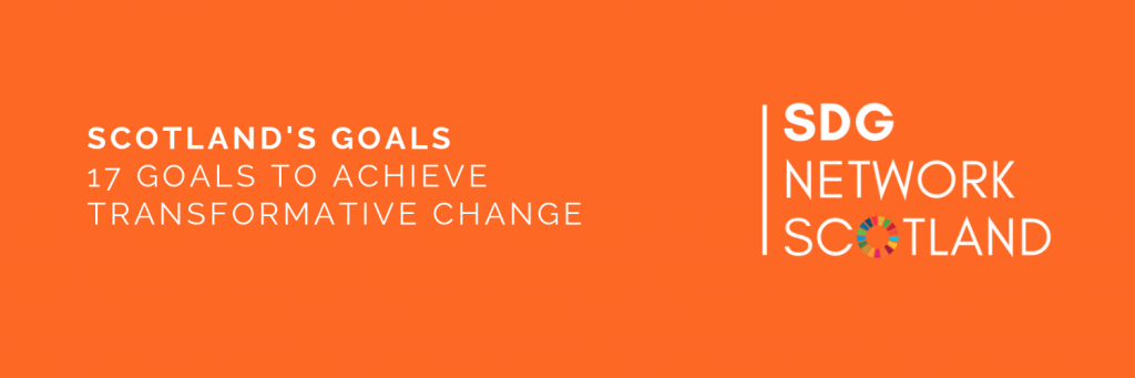 Scotland's Goals - 17 Goals to achieve transformative change