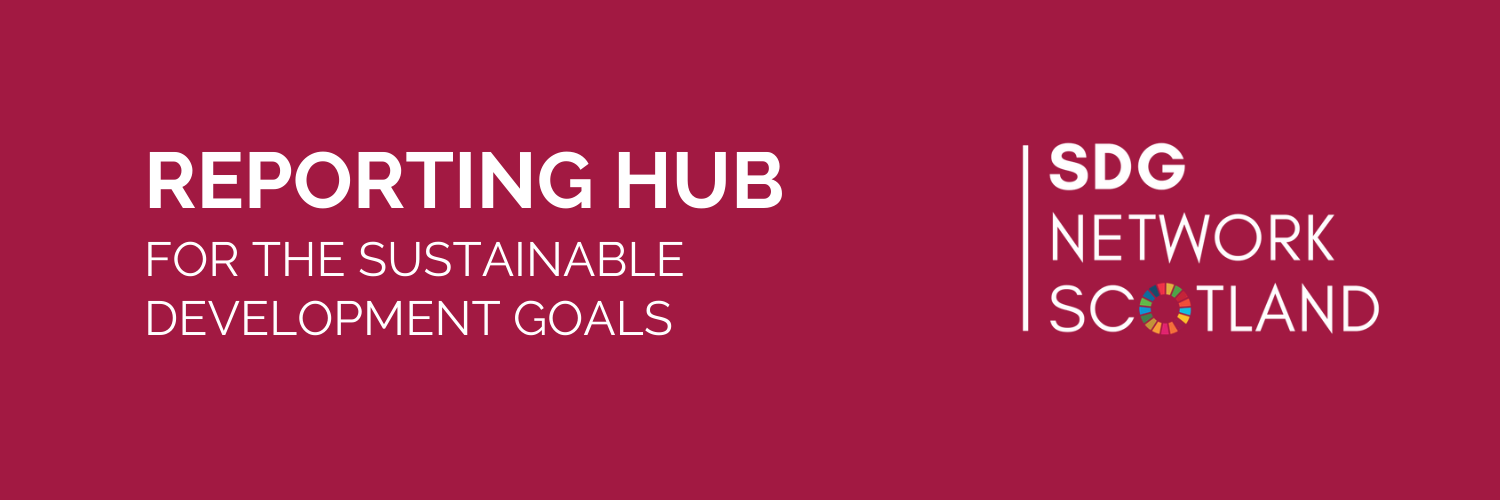 Reporting Hub for the Sustainable Development Goals