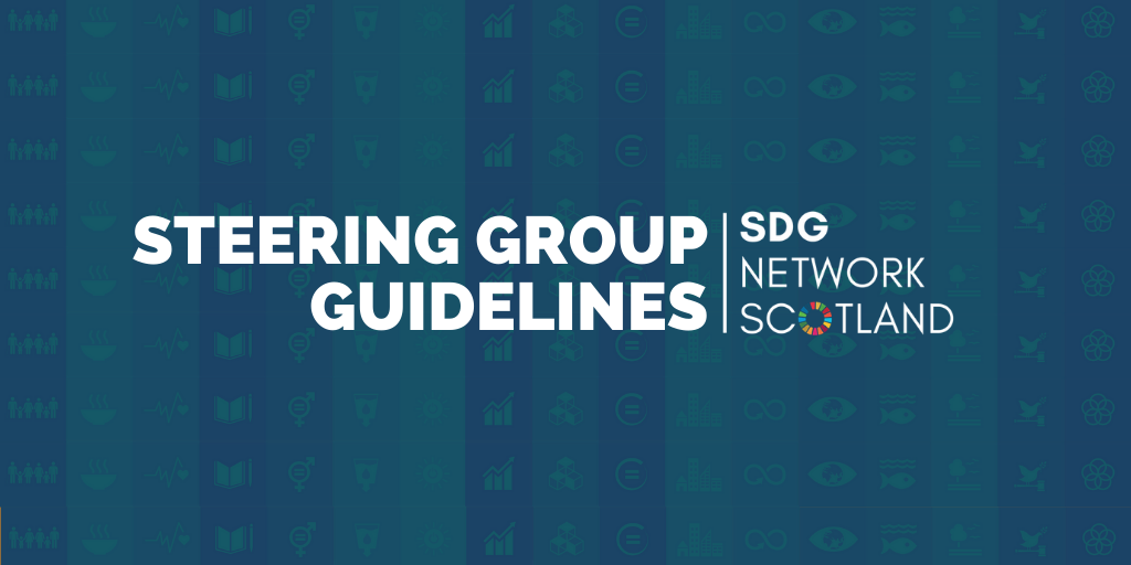 Steering Group Guidelines