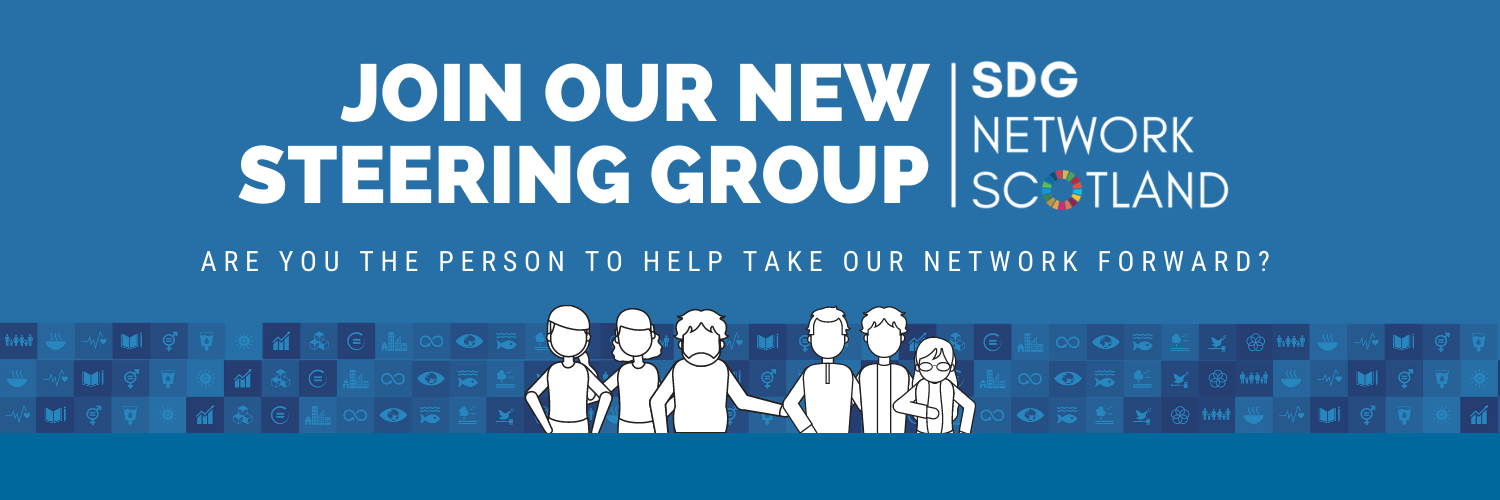 Join our new steering group - are you the person to help take our network forward?